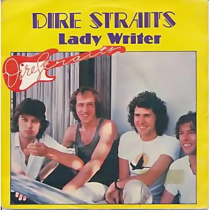 Lady Writer - Communiqué (1979)