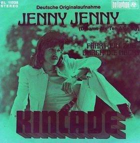 Jenny Jenny - One of Those Dreams (1974)